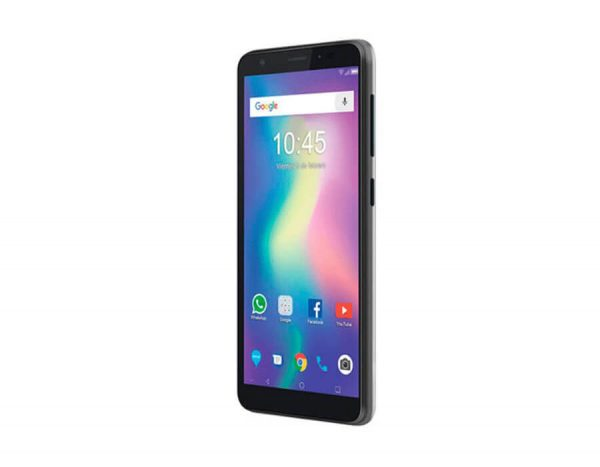 ZTE Blade A5 2019 Frente Lateral Negro