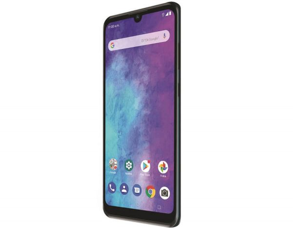 ZTE Blade A5 VD frente lateral