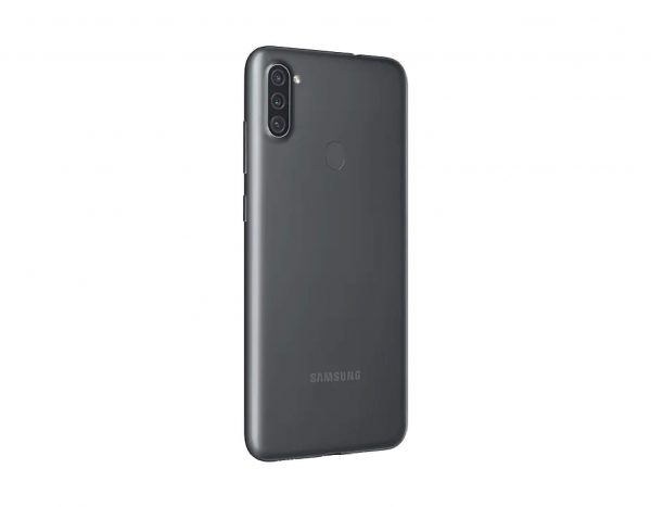 Galaxy A11 Reverso Lateral Negro